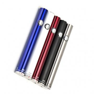 2020 new trend 0.5 ml cbd glass tank disposable vape pen 400mah vaporizer pen