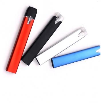 2020 in Stock Custom Packaging Puff Disposable Pop Xtra